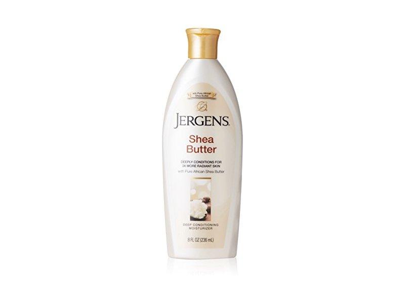 Jergens Shea Butter Body Lotion, 8 oz
