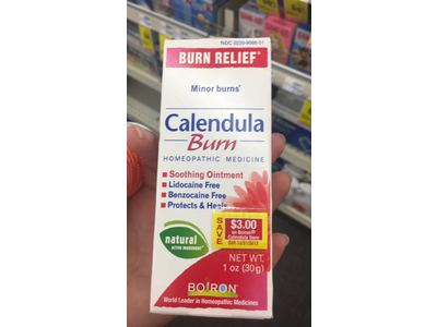 Calendula Burn Relief, 1 oz - Image 6