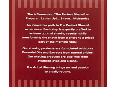 The Art of Shaving Shaving Cream, Sandalwood, 5 fl. oz. - Image 3
