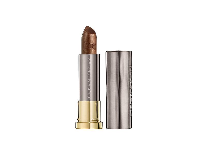 Urban Decay Cosmetics Vice Lipstick Metallized, Conspiracy, 0.11 oz
