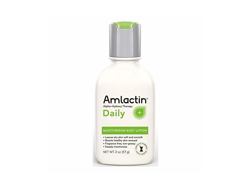 AmLactin Daily Moisturizing Body Lotion, 2 fl oz