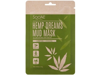 SooAE Hemp Dreams Mud Mask