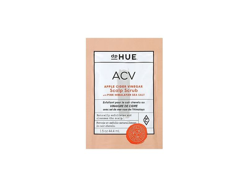DpHue Apple Cider Vinegar Scalp Scrub, 1.5 oz