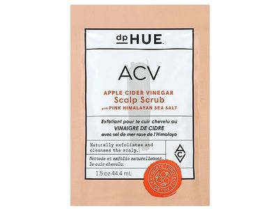 DpHue Apple Cider Vinegar Scalp Scrub, 1.5 oz - Image 1