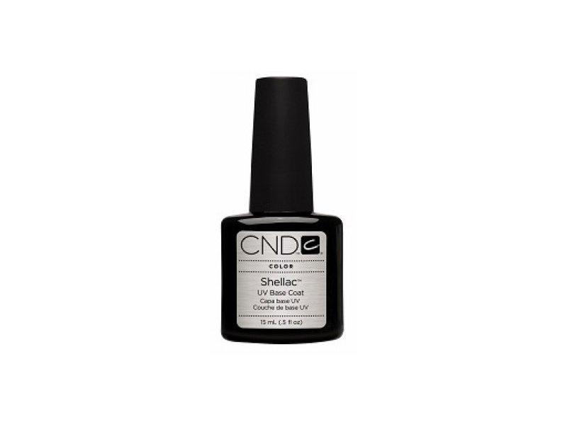 CND Shellac UV Gel, Base Coat, 0.25oz