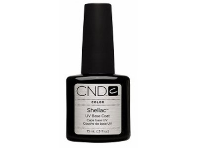 CND Shellac UV Gel, Base Coat, 0.25oz