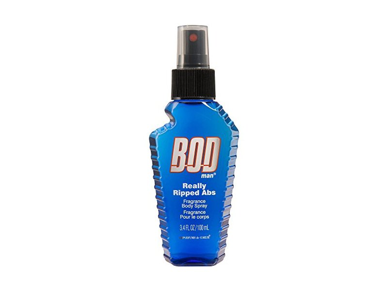 BOD Man Really Ripped Abs Body Spray, 3.4 fl oz