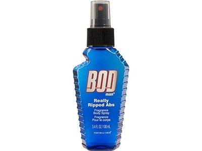 BOD Man Really Ripped Abs Body Spray, 3.4 fl oz