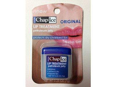 Oralabs Chap Ice Lip Treatment Petrolatum Jelly Original