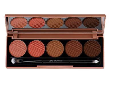 Dose of Colors Sassy Siennas Eyeshadow Palette, 1.7 g