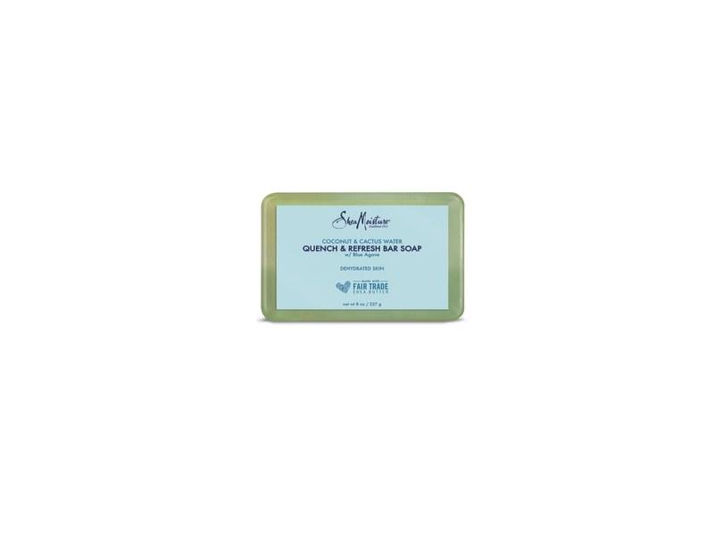 SheaMoisture Quench & Refresh Bar Soap