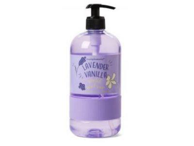 Simple Pleasures Lavender Vanilla Scented Hand Soap, 750 ml