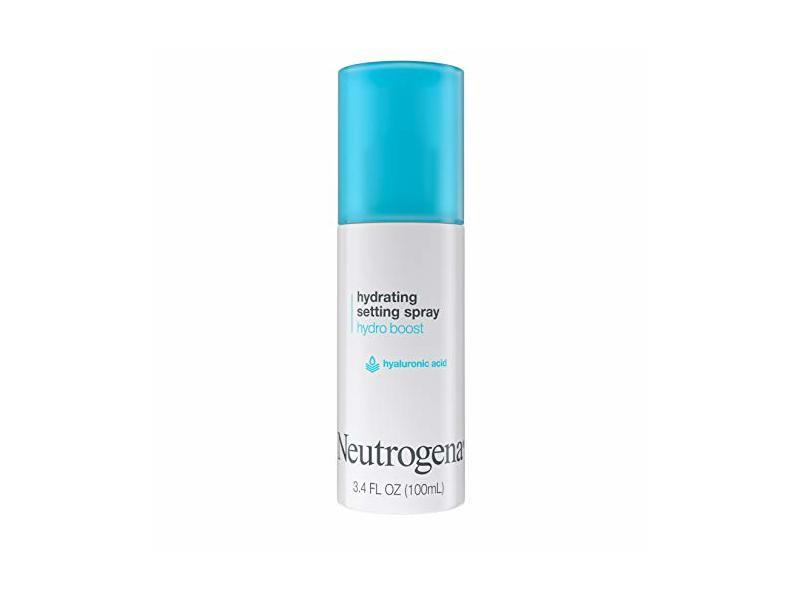Neutrogena Hydro Boost Hydrating Setting Spray, 3.4 fl oz/100 mL