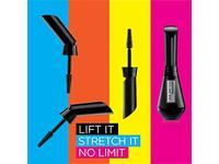 L'Oréal Paris Makeup Unlimited Lash Lifting and Lengthening Washable Mascara, Blackest Black, 0.24 fl. oz. - Image 11