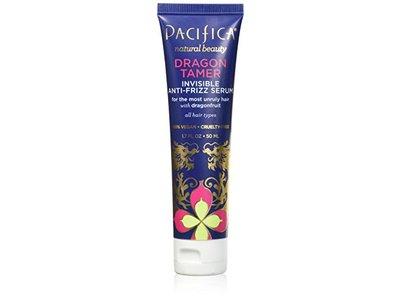 Pacifica Beauty Dragon Tamer Invisible Anti Frizz Serum, 1.7 fl oz