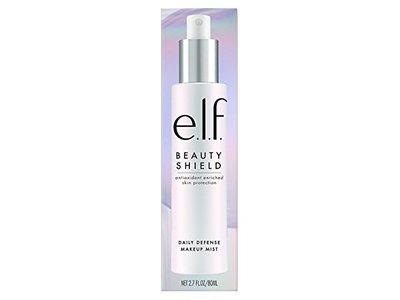 e.l.f. Beauty Shield Daily Defense Makeup Mist, 2.7 fl oz
