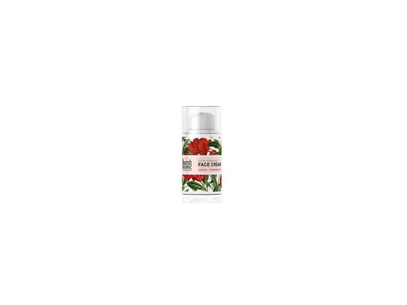 Nourish Organic Face Cream, Argan Pomegranate 1.7 oz