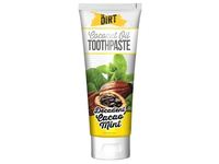 The Dirt Coconut Oil Toothpaste, Decadent Cacao Mint, 35g - Image 2
