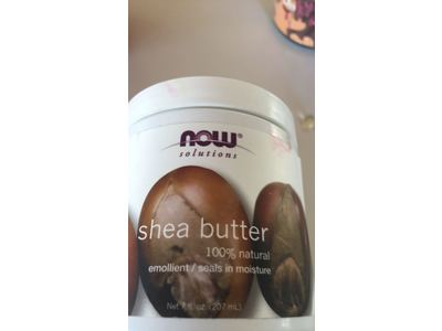Now Foods 100% Pure Shea Butter - 7 oz. 8 Pack