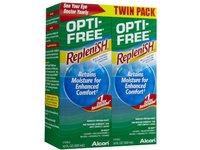 Alcon Opti-Free Replenish Multi-purpose Disinfecting Solution, 10 oz - Image 2