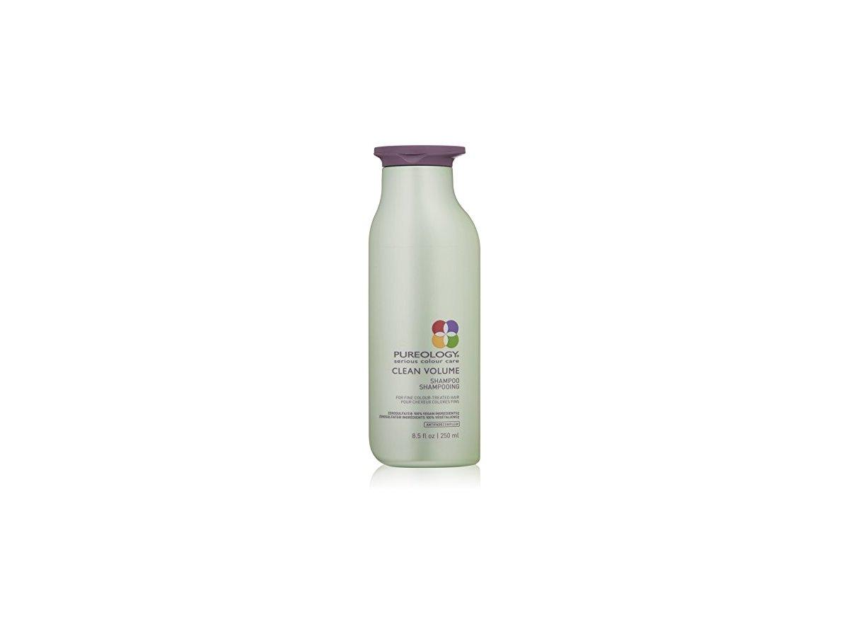 shampoo pureology clean volume ingredients