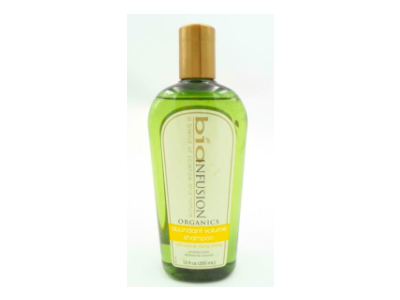 bioInfusion Organics Abundant Volume Shampoo, Althaea & Ylang Ylang, 12 fl oz