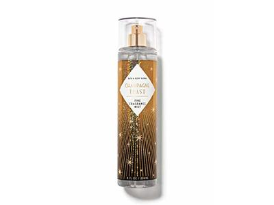 Bath & Body Works Champagne Toast Fine Fragrance Mist, 8 fl oz/236 mL