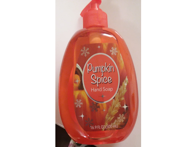 Rejoice International Pumpkin Spice Hand Soap, 16.9 fl oz