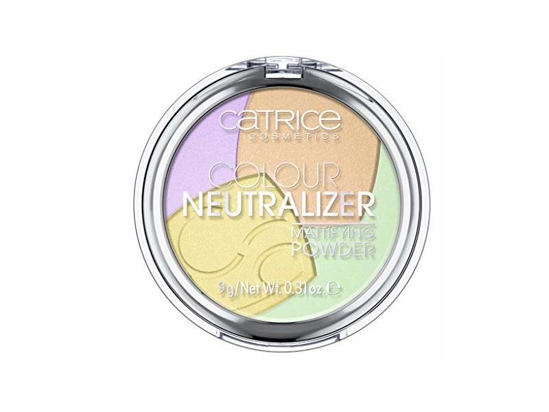 Catrice | Color Neutralizer Mattifying Powder, 010 Natural Balance