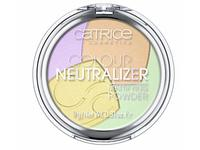 Catrice | Color Neutralizer Mattifying Powder, 010 Natural Balance - Image 2