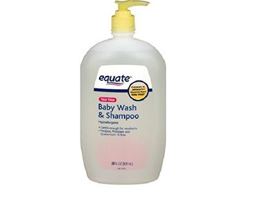Equate Baby Wash Amp Shampoo 18 Fl Oz Ingredients And Reviews