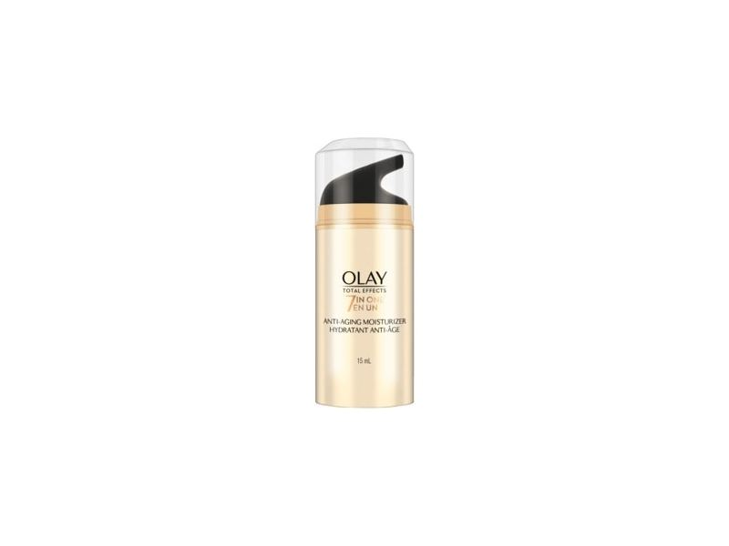 Olay Total Effects Face Moisturizer, Trial Size