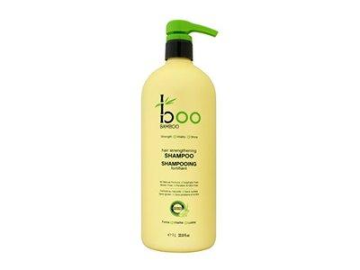 Boo Bamboo Strengthening Shampoo, 33.814 Fluid Ounce