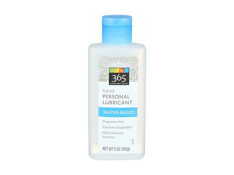 365 Everyday Value, Liquid Personal Lubricant, Water Based, 5 oz