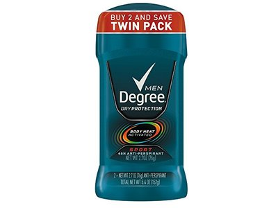 Degree Men Dry Protection Antiperspirant Sport 2.7 oz/76 g