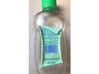 Johnson's Baby Oil, Aloe Vera, 300 mL - Image 4