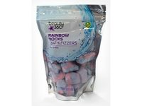 Beauty 360 Rainbow Rocks Bath Fizzers - Image 2