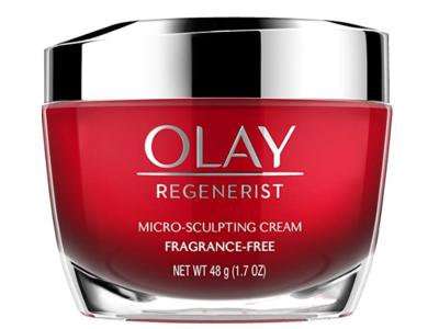 Olay Anti-Aging Face Moisturizer Cream, 1.7 oz