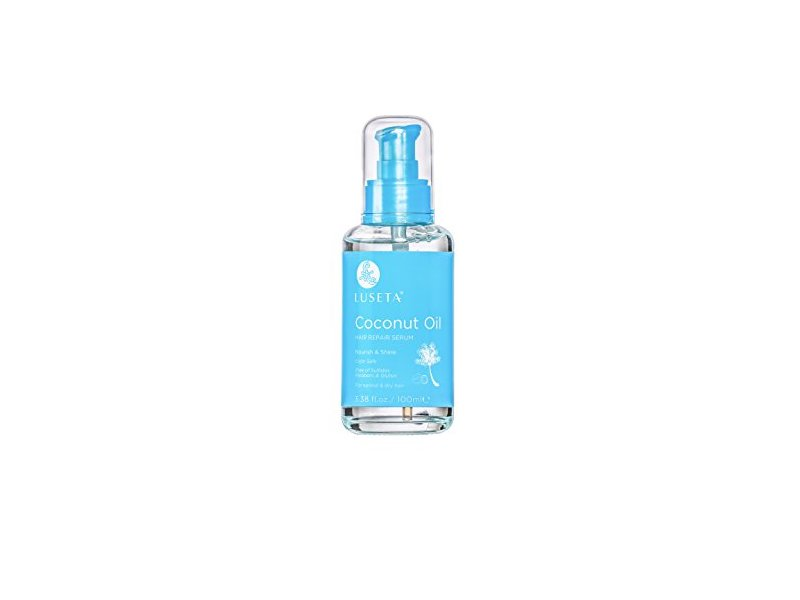 Luseta Coconut Oil Hair Repair Serum, 3.38 fl oz
