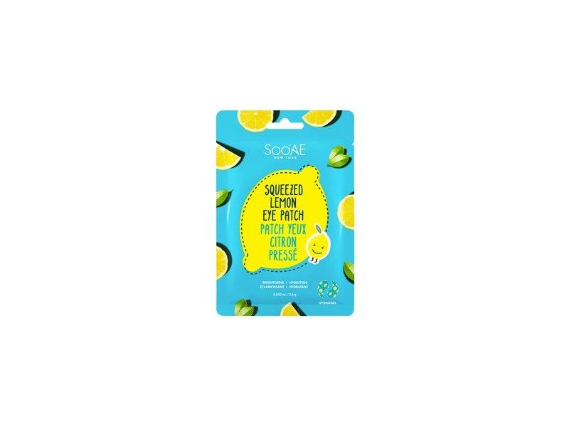 SooAE Squeezed Lemon Eye Patch
