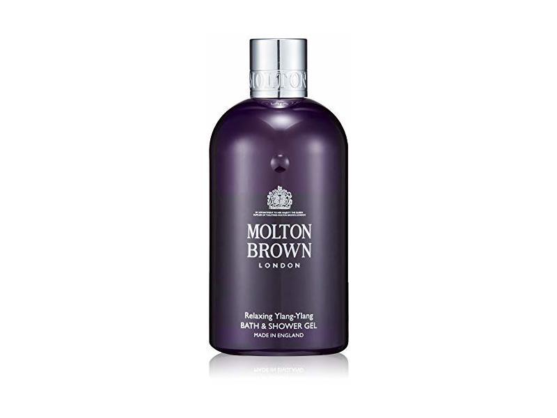 Molton Brown Bath & Shower Gel, Relaxing Ylang Ylang, 10 fl oz/300 mL