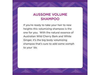 Aussie Aussome Volume Shampoo 13.5 Fl Oz (Pack of 6) - Image 5