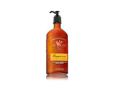 Bath & Body Works Happiness Body Lotion, Bergamot Mandarin, 6.5 fl oz - Image 1