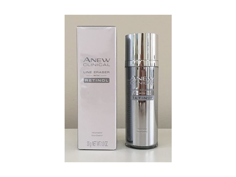 Avon Anew Clinical Line Eraser with Retinol Treatment 1 Ounce
