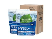 Seventh Generation Dishwasher Detergent Packs, Free & Clear, 90 count - Image 5