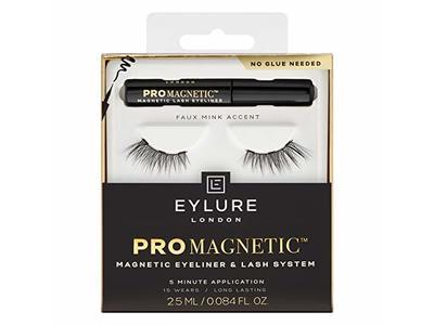 Eylure London Promagnetic Eyeliner & Lash System, 0.084 fl oz/2.5 mL