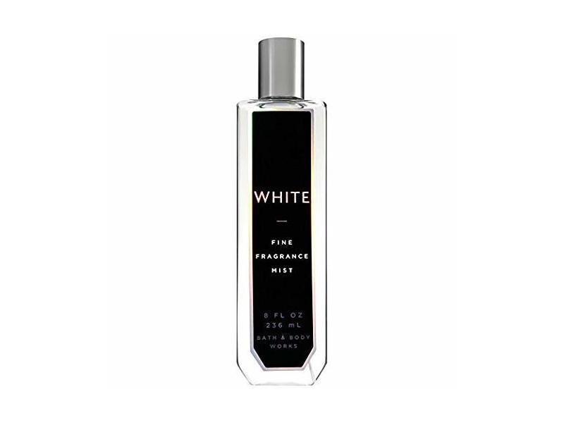 Bath and Body Works White Fine Fragrance Mist, 8 oz