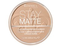 Rimmel Stay Matte Long Lasting Pressed Powder, Natural, 0.49 oz - Image 2