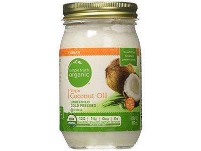 Simple Truth Coconut Oil, 14 fl oz