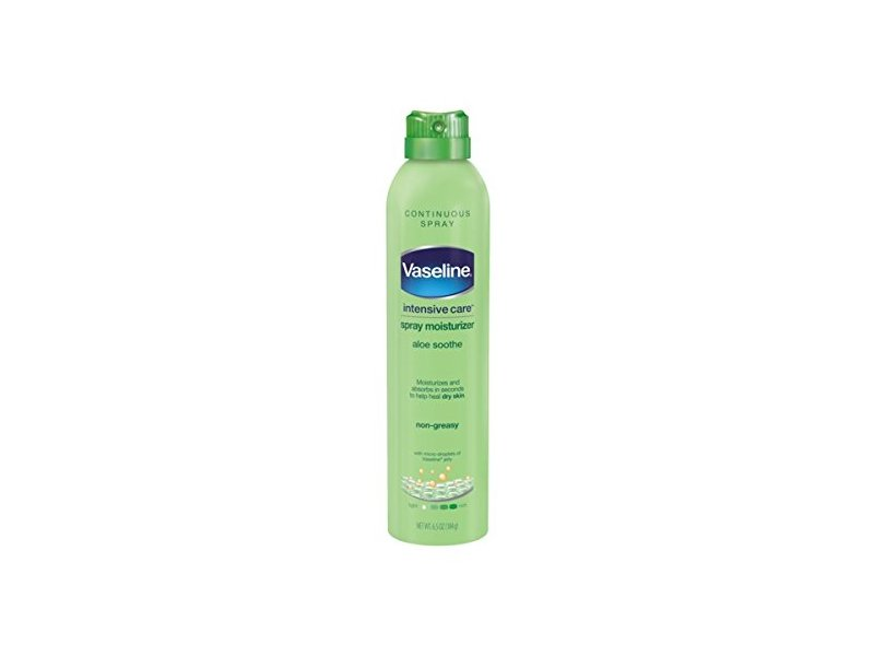Vaseline Intensive Care Aloe Soothe Spray Lotion